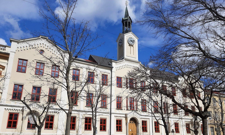Obchodní akademie, Kolín IV, Kutnohorská 41